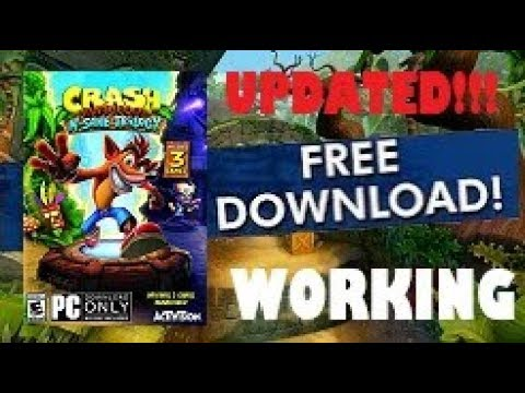 crash bandicoot pc download free full